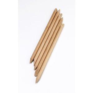 Orangewood Cuticle Sticks Groot 5pcs.
