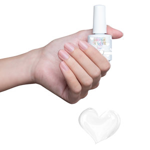 Brush 'n Love by #LVS | Clear