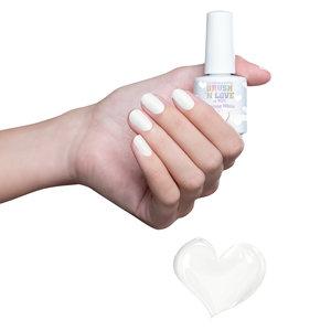 Brush 'n Love by #LVS | Princess White