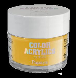 Color Acrylics by #LVS | CA17 Papaya 7g