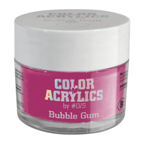 Color Acrylics by #LVS | CA31 Bubble Gum 7g
