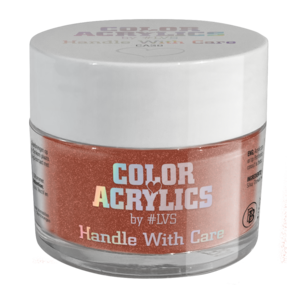 Color Acrylics by #LVS | CA38 Handle With Care 7g