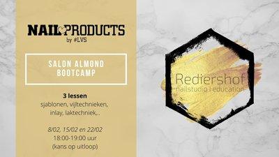 Online Loveness Salon Almond Bootcamp