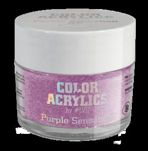 Color Acrylics by #LVS | CA40 Purple Sensation 7g