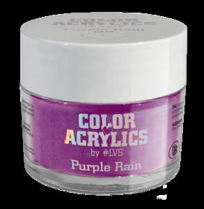 Color Acrylics by #LVS | CA42 Purple Rain 7g