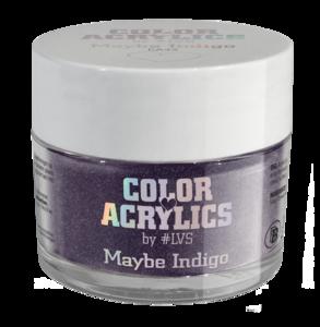 Color Acrylics by #LVS | CA43 Maybe Indigo 7g