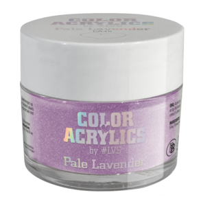 Color Acrylics by #LVS | CA45 Pale Lavender 7g