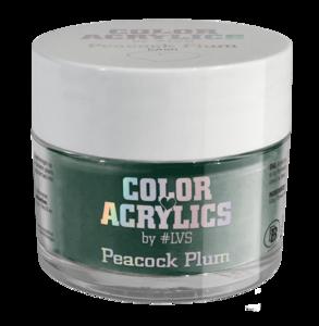 Color Acrylics by #LVS | CA50 Peacock Plum 7g
