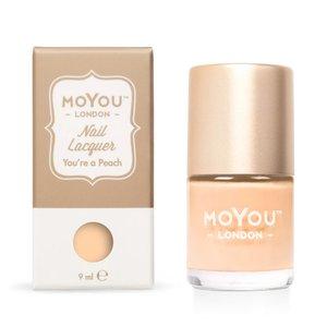 MoYou London   You're Peach