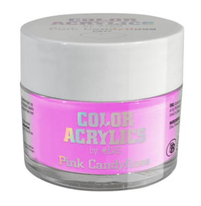 Color Acrylics by #LVS | CA77 Pink Candyfloss 7g