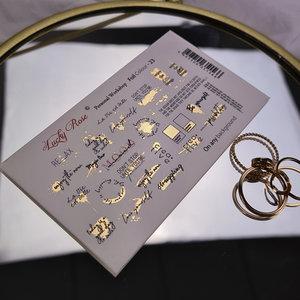 Foil Colour Gold 23 by #LVS