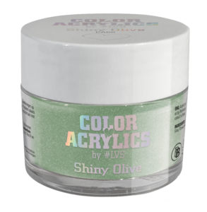 Color Acrylics by #LVS | CA66 Shiny Olive 7g