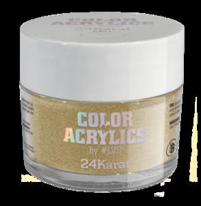 Color Acrylics by #LVS   CA71 24Karat 7g