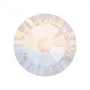 Swarovski Xilion Flat Backs SS5 White Opal 50pcs (56)