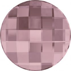 Swarovski Flatbacks 6mm Crystal Antique Pink 6pcs (39)
