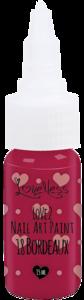 LoveNess | Love 2 Nail Art Paint Bordeaux 018