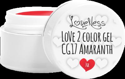 LoveNess | CG17 Amaranth 5ml