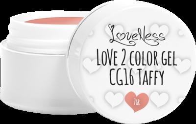LoveNess   CG16 Taffy 5ml