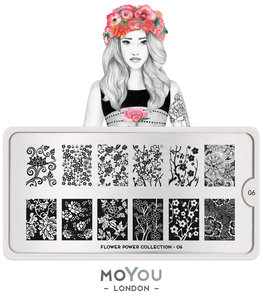 MoYou London | Flower Power 06