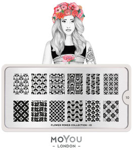 MoYou London | Flower Power 10