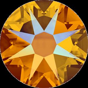 Swarovski Xirius Rose Tangerine Shimmer SS16 36pcs (87)