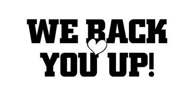 We Back You Up